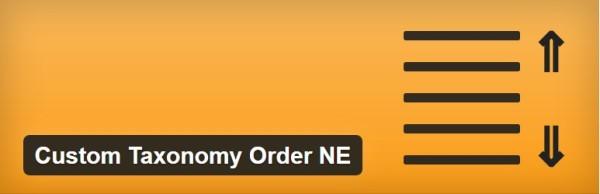Custom-Taxonomy-Order-NE