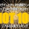 WordPressのプラグインとテーマのトップ100!! リアルな人気ランキング